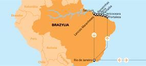 Brazílie - přirozeně krásná