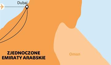 Dubaj a Abu Dhabi - orientální vize (s EXPO)