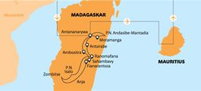 Madagaskar - v rytmu mora, mora