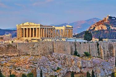 Dovolená 50+ Starověké Řecko
