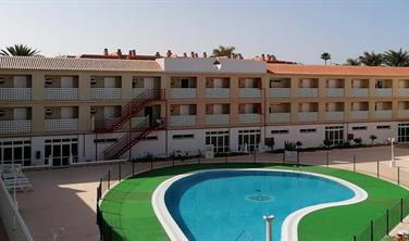 Parque Carolina Apartments