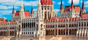 Budapešť a hrady Sedmihradska