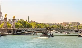 Paříž - rodinné zábavní parky