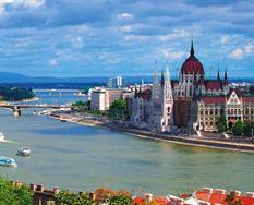 Vídeň a Budapešť - perly Dunaje (pro pohodlné) ***