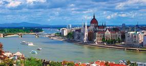 Vídeň a Budapešť - perly Dunaje (pro pohodlné)