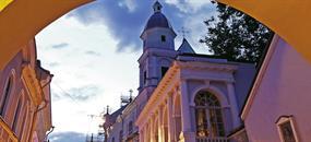 Vilnius-Riga-Tallinn-Trakai - pobaltská hlavní města