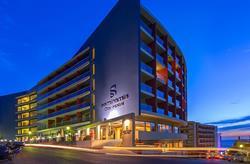 Hotel Semiramis City ****