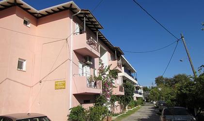 Apartmánový dům Gardenia