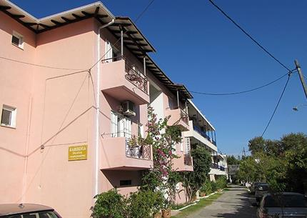 Apartmány Gardenia