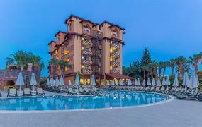 Hotel Villa Side
