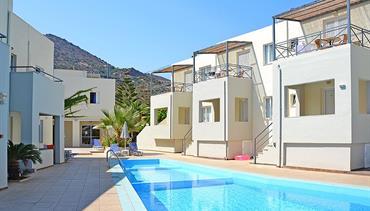 Apartmánový dům Blue Horizon