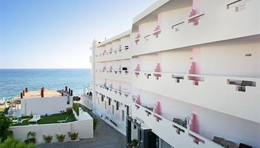 Hotel Evelyn Beach