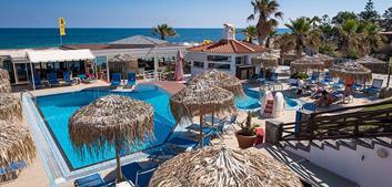 Hotel Aeolos Beach - Kréta