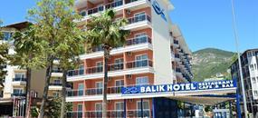 Hotel Kleopatra Balik Beach