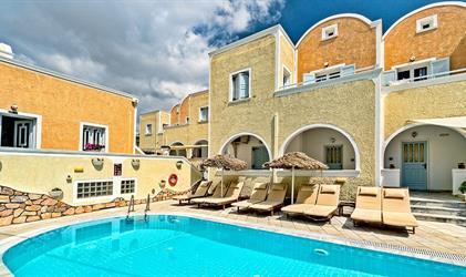 Apartmánový dům Sellada