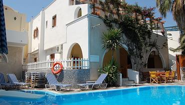 Apartmánový dům Villa Markos