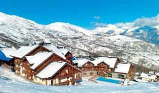 Le Corbier - Residence Les Alpages du Corbier