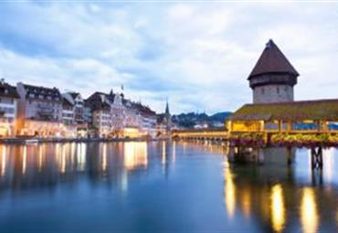 Švýcarsko S Výletem Do Chamonix A Lanovkou Do Masivu Mont Blanc
