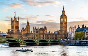 Londýn Letecky Z Brna