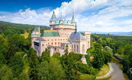 Přírodní A Historické Klenoty Slovenska