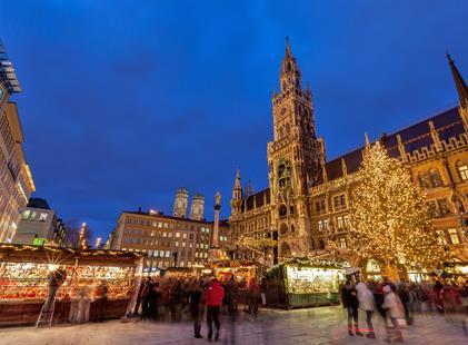 Kouzlo Adventu V Mnichově A Řezně