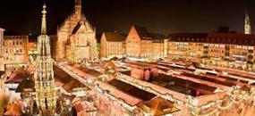 Kouzlo Adventu V Norimberku A Bamberku