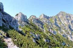 Výstup Na Horu Ötscher