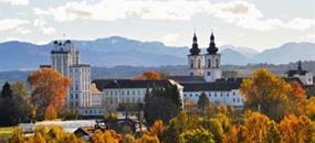 Adventní Štýr A Kremsmünster