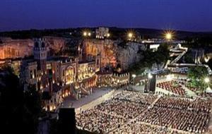 Burgenland | St. Margarethen - Letní Operní Scéna