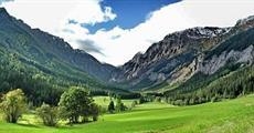 Mariazell A Výstup Na Burgeralpe