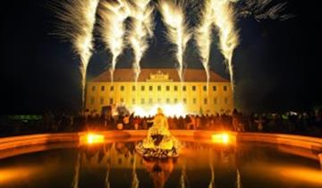 Adventní Trhy V Schlosshofu