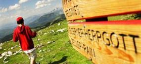 Výstup Na Horu Gemeindealpe