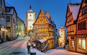 Bavorské Vánoce