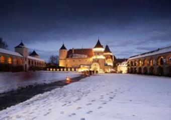 Kouzlo Adventu Na Zámku Rosenburg