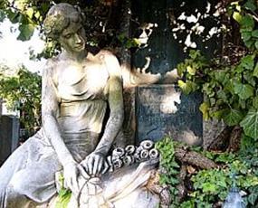 Vídeňské Hřbitovy A Muzeum Pohřebnictví