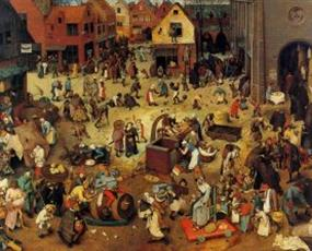 Pieter Bruegel Ve Vídni