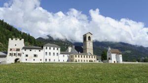 Svatý Mořic A Masiv Bernina