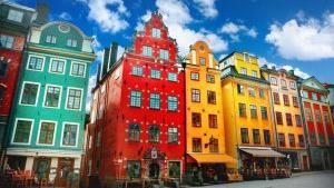 Stockholm A Okolí Letecky