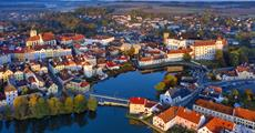 Český Krumlov   Divadlo S Otáčivým Hledištěm V Zámeckém Parku