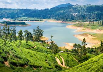 Srí Lanka – Velký Okruh Po Ostrově Cejlon S Pobytem U Moře