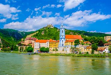 Romantické Údolí Wachau   S Plavbou Lodí