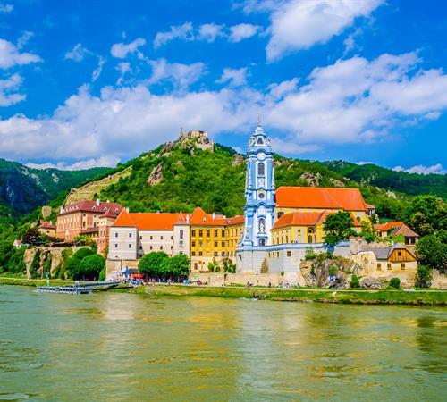 Romantické Údolí Wachau | S Plavbou Lodí