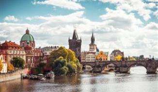 Praha Soudobá, Křesťanská I Židovská