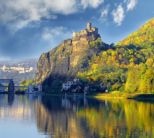 Severní Čechy A Np České Švýcarsko