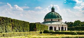 Hrad Buchlov, Velehrad A Kroměříž