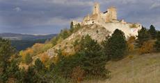 Malé Karpaty – Bradlo – Čachtický Hrad