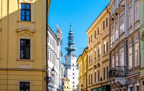 Bratislava S Plavbou Lodí Po Vodním Díle Gabčíkovo