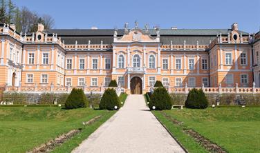 Zámek Nové Hrady, Litomyšl A Moravská Třebová