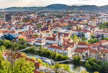Graz - Štýrský Hradec