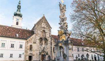 Císařská Městečka Ve Vídeňském Lese